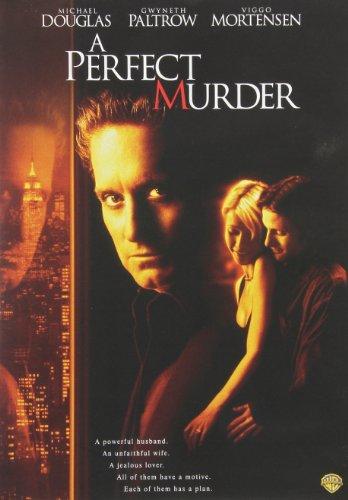 A Perfect Murder (Keepcase)