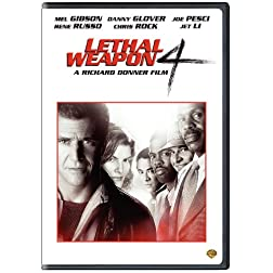 Lethal Weapon 4 (Keepcase)