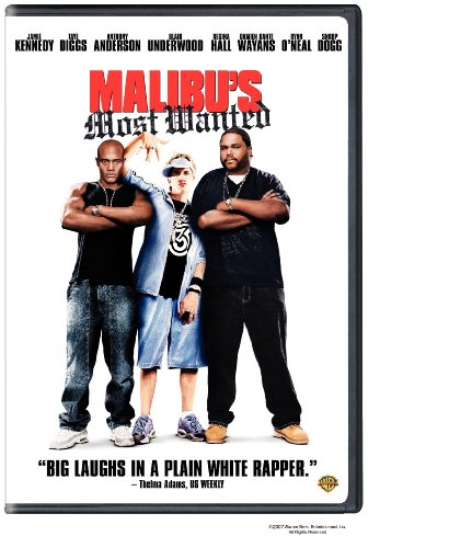 Malibu's Most Wanted (Keepcase)
