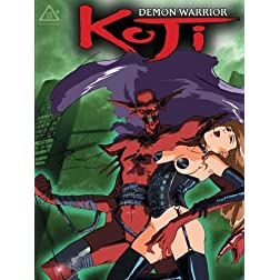 Demon Warrior Koji