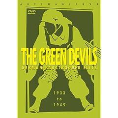 The Green Devils: German Paratrooper Elite (2DVD)