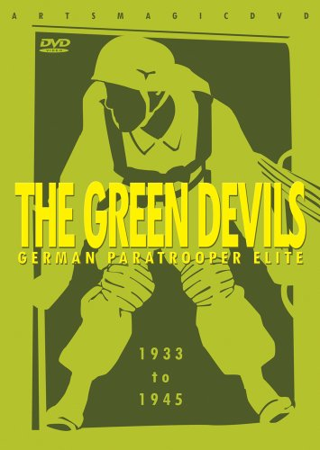 The Green Devils: German Paratrooper Elite (2DVD)