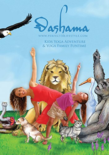 Gordon, DashamaKids Yoga Adventure & Yoga Family Funtime With Dashama
