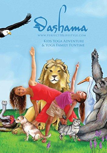 Gordon, DashamaKids Yoga Adventure & Yoga Family Funtime With Dashama
