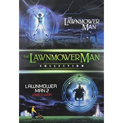 The Lawnmower Man/Lawnmower Man 2: Jobe's War