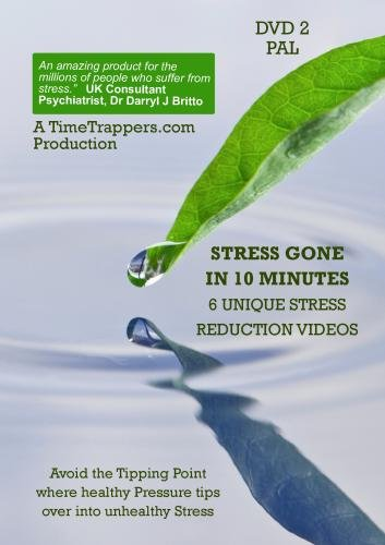 Stress Gone In 10 Minutes - DVD 2 (PAL)