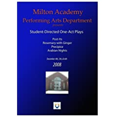 Milton Academy Student Directed One Acts 2008