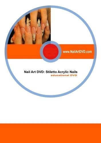 Nail Art DVD: Stiletto Acrylic Nails
