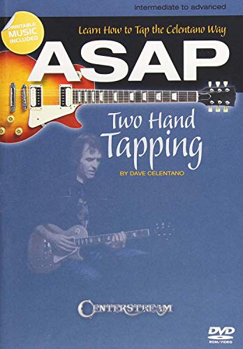 Two Hand Tapping Technique for Guitar