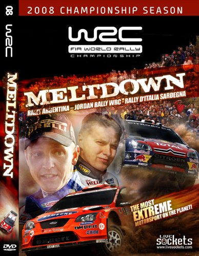 WRC World Rally Championship Meltdown
