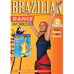 The Best of Brazilian Dance 2-pack