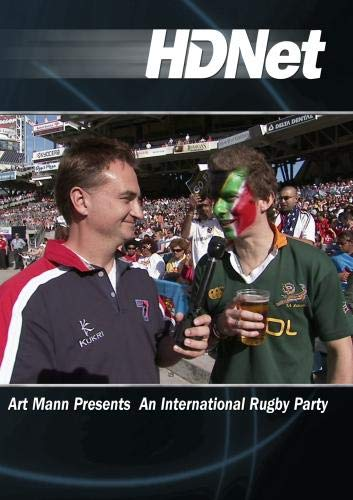 Art Mann Presents  An International Rugby Party