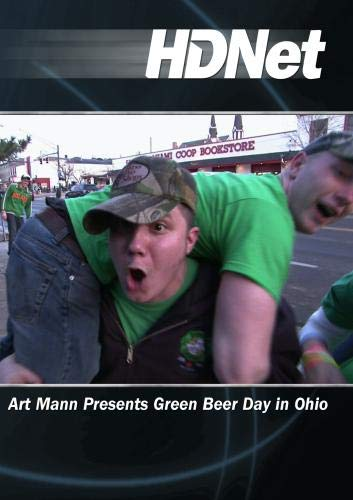 Art Mann Presents Green Beer Day in Ohio