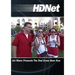 Art Mann Presents The Red Dress Beer Run