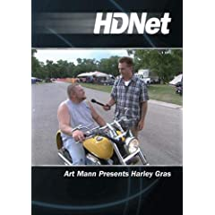Art Mann Presents Harley Gras