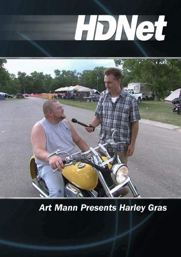 Art Mann Presents Harley Gras