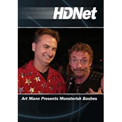 Art Mann Presents Monsterish Bashes