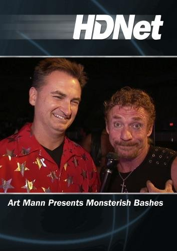 Art Mann Presents Monsterish Bashes