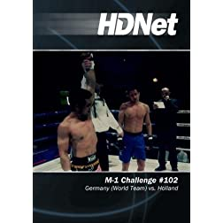 M-1 Challenge #102: Germany (World Team) vs. Holland