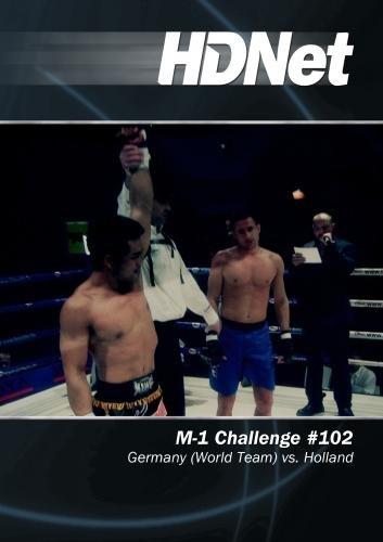 M-1 Challenge #102: Germany (World Team) vs. Holland
