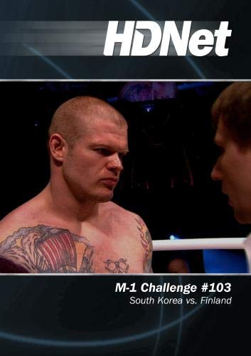 M-1 Challenge #103: South Korea vs. Finland