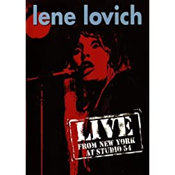 Lene Lovich Live From New York Studio 54