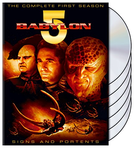Babylon 5: The Complete First Season (Repackage)