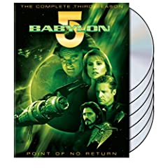 Babylon 5: The Complete Third Season (Repackage)