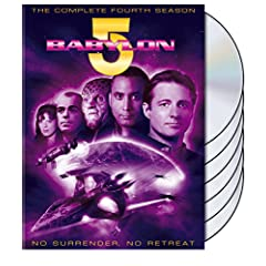 Babylon 5: The Complete Fourth Season (Repackage)