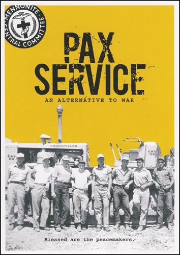 Pax Service: An Alternative to War