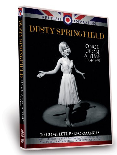 Dusty Springfield - Once Upon A Time 1964-1969 (PAL/Region 0)