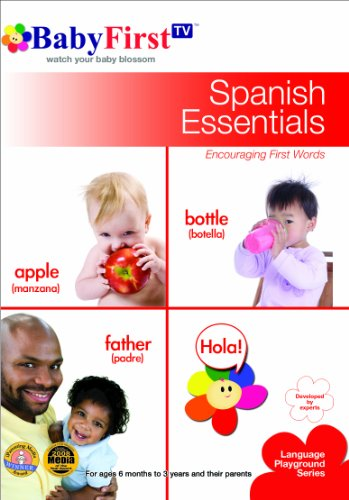 Baby First Spanish