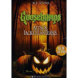 Goosebumps: Attack of the Jack-O-Lanterns