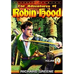 The Adventures of Robin Hood, Vol. 19