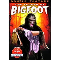 The Legend of Bigfoot/Snowbeast