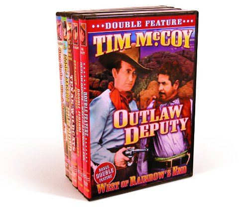 Tim McCoy Double Feature Collection, Vol. 1