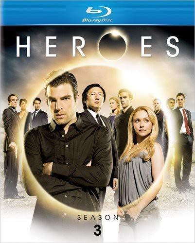 Heroes: Season 3 [Blu-ray]