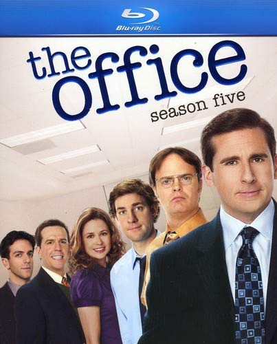 The Office: Season Five [Blu-ray]