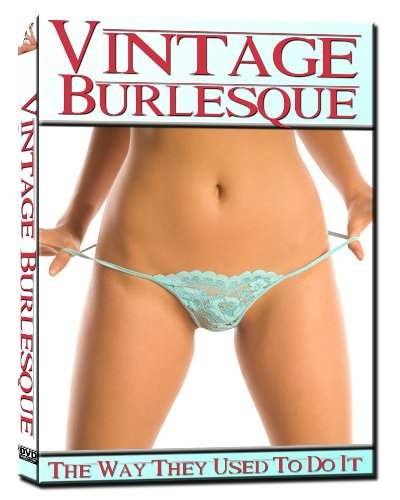 Vintage Burlesque (American Erotica Collection) 2009