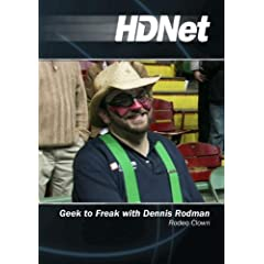 Geek to Freak with Dennis Rodman: Rodeo Clown
