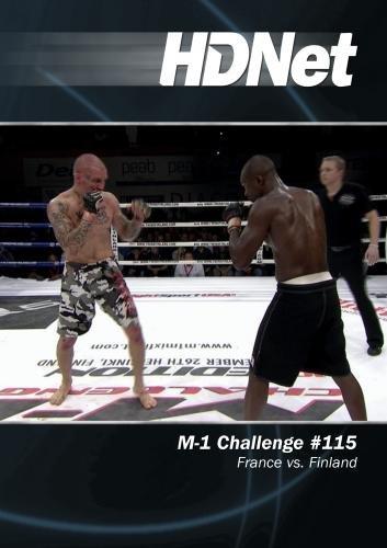 M-1 Challenge #115: France vs. Finland