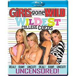 Girls Gone Wild: Wildest College Coeds [Blu-ray]