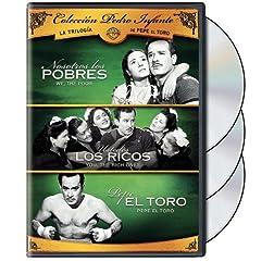 Coleccion Pedro Infante: La Trilogia de Pepe El Toro