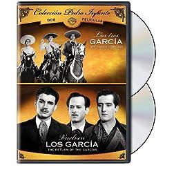 Coleccion Pedro Infante: Los Tres Gracia/Vuelven los Gracia