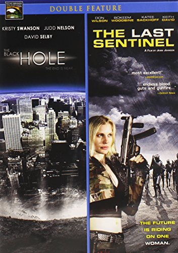 The Black Hole/The Last Sentinel