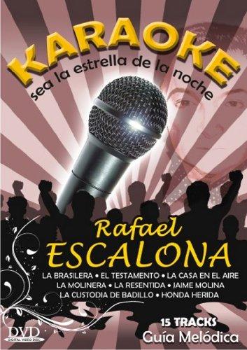 Karaoke: RAFAEL ESCALONA