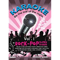 Karaoke: ROCK-POP SUPERSTARS