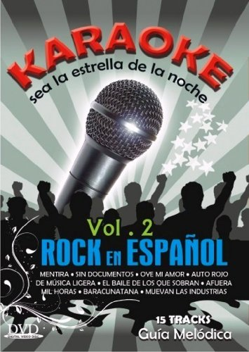 Karaoke Rock En Espanol Vol. 2