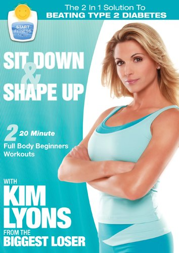 Kim Lyons Start Fitness Now: Sit Down & Shape Up 1