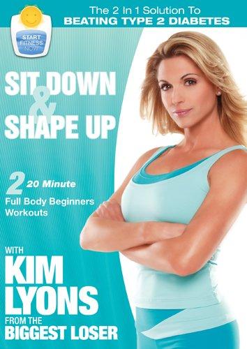 Kim Lyons Start Fitness Now: Sit Down & Shape Up 1